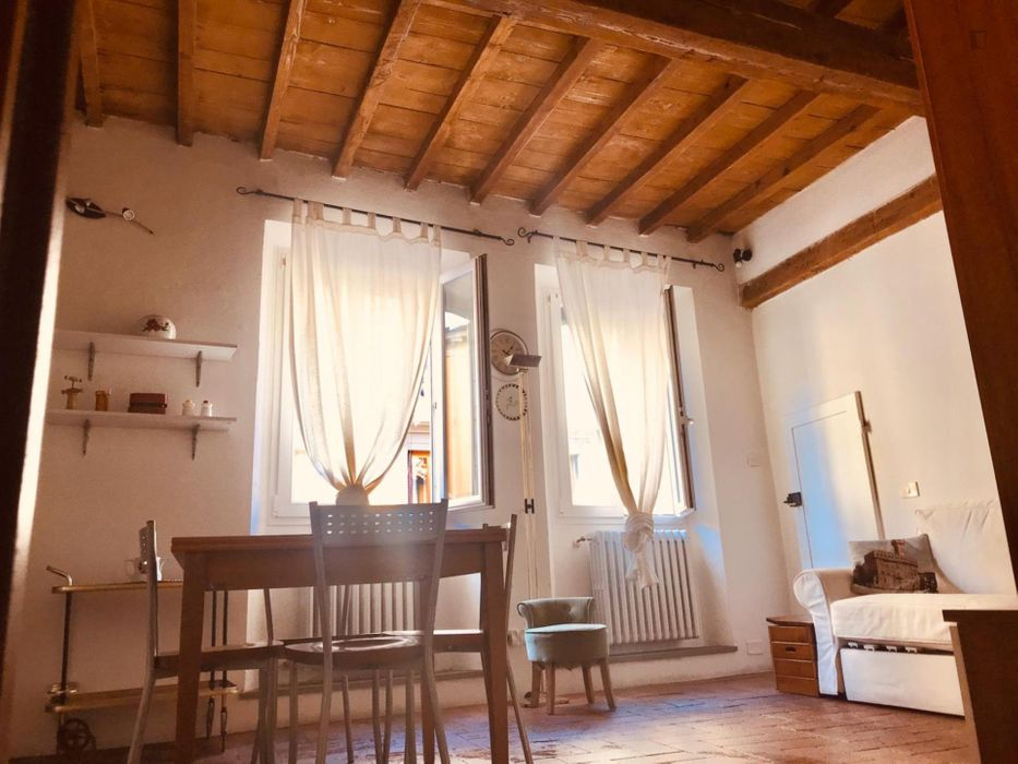 Bright 1-bedroom apartment near Piazza della Libertà
