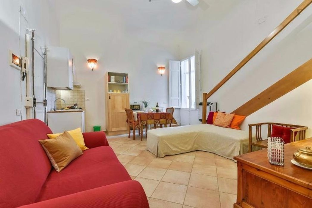 Lovely studio close to the Michelangelo Institute of Florence