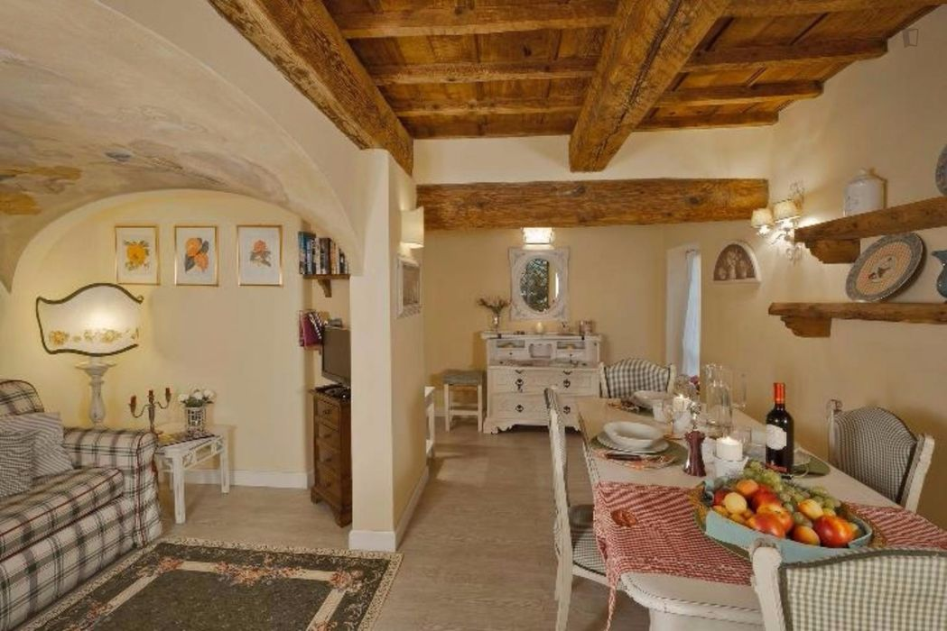 Gorgeous 1-bedroom apartment in the heart of Florence