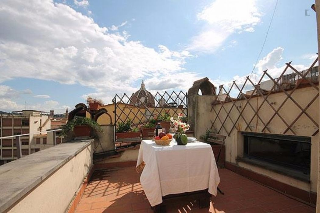 Lovely 1-bedroom apartment near Basilica di San Lorenzo