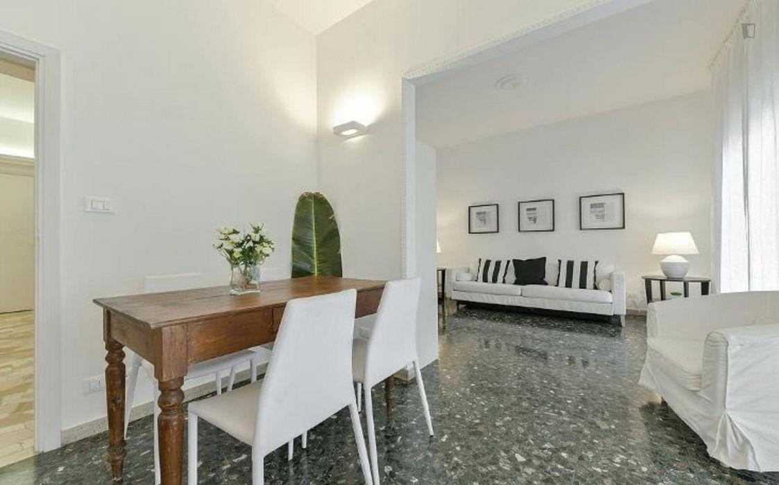 Charming 1-bedroom apartment in Novoli