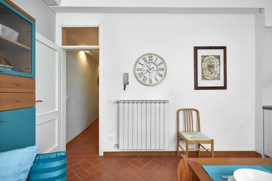 Exquisite 2-bedroom apartment in San Lorenzo
