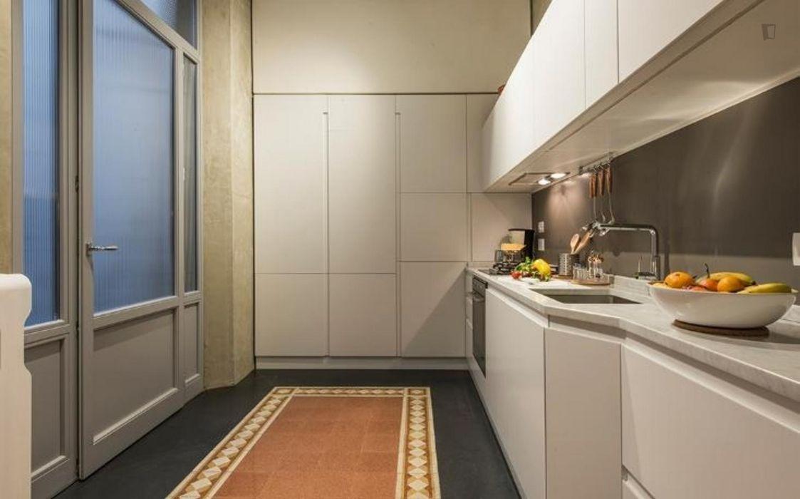 Amazing three bedrooms flat in Santa Croce district