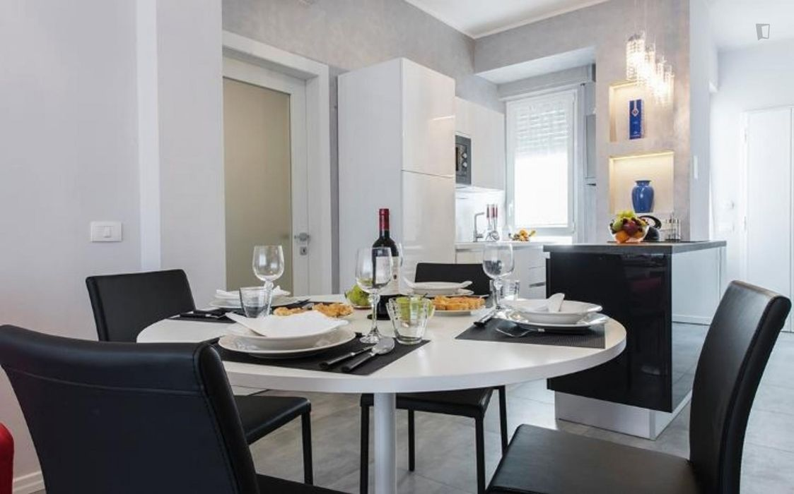 Excellent 2-bedroom apartment in San Frediano