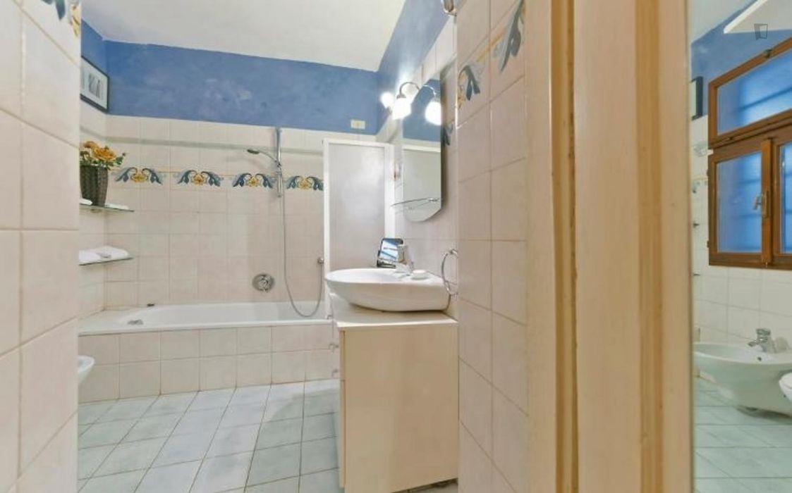Posh 2-bedroom flat in Santa Maria Novella
