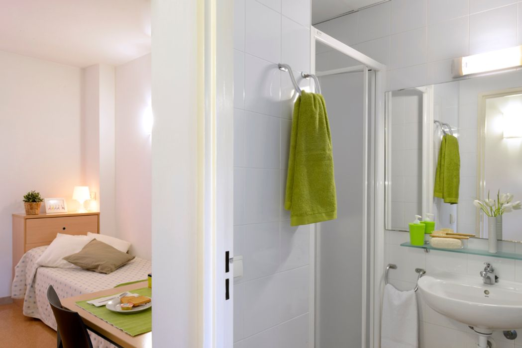 Student accommodation photo for Residencia Universitaria Torre Girona in Les Corts, Barcelona