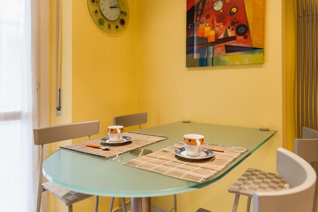 1-bedroom apartment in the central San Donato neighbourhood