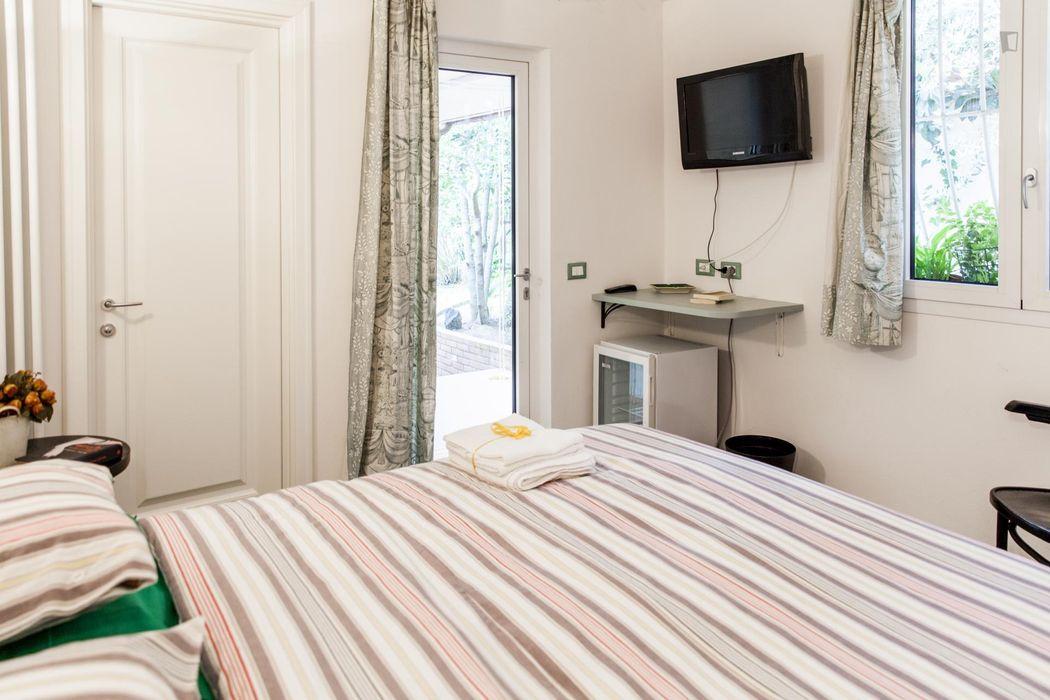 Cute 1-bedroom annex cottage, close to Porta Romana