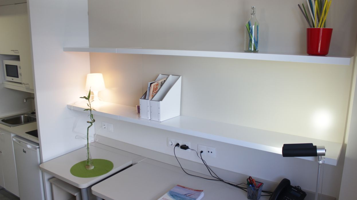 Student accommodation photo for Residencia Universitaria Campus La Salle in Sarrià Sant Gervasi, Barcelona