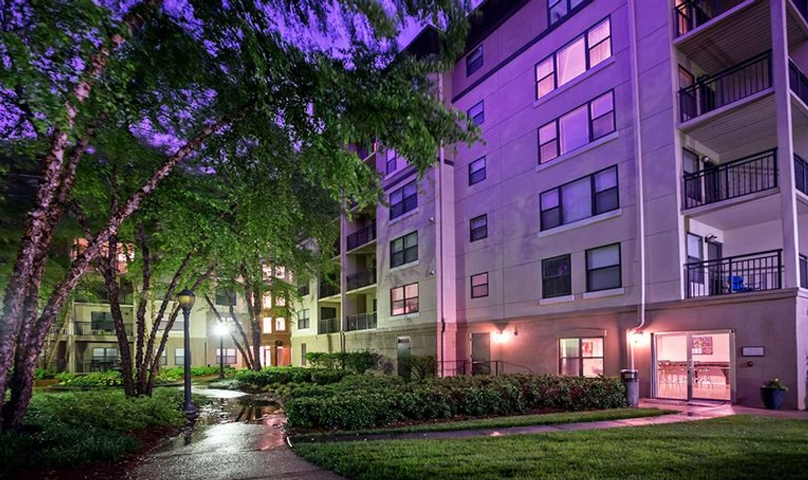 Student accommodation photo for City Plaza in Georgia Tech, Atlanta