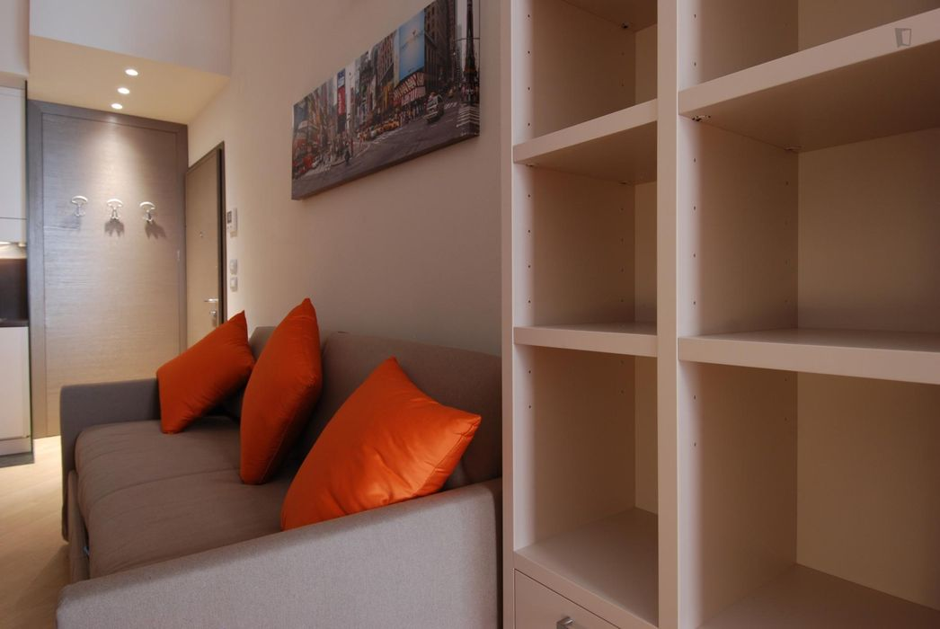 Fantastic 1-bedroom apartment near Piazza Maggiore
