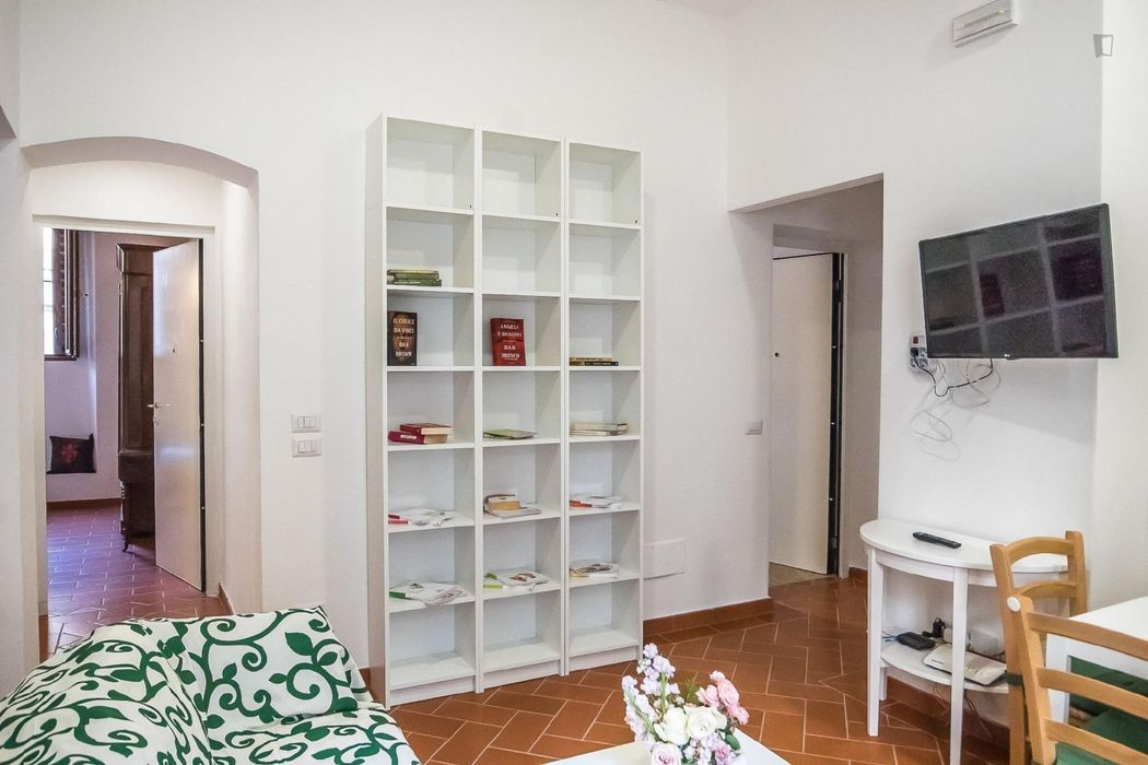 Single bedroom in a 3-bedroom apartment near Piazza Indipendenza, Firenze