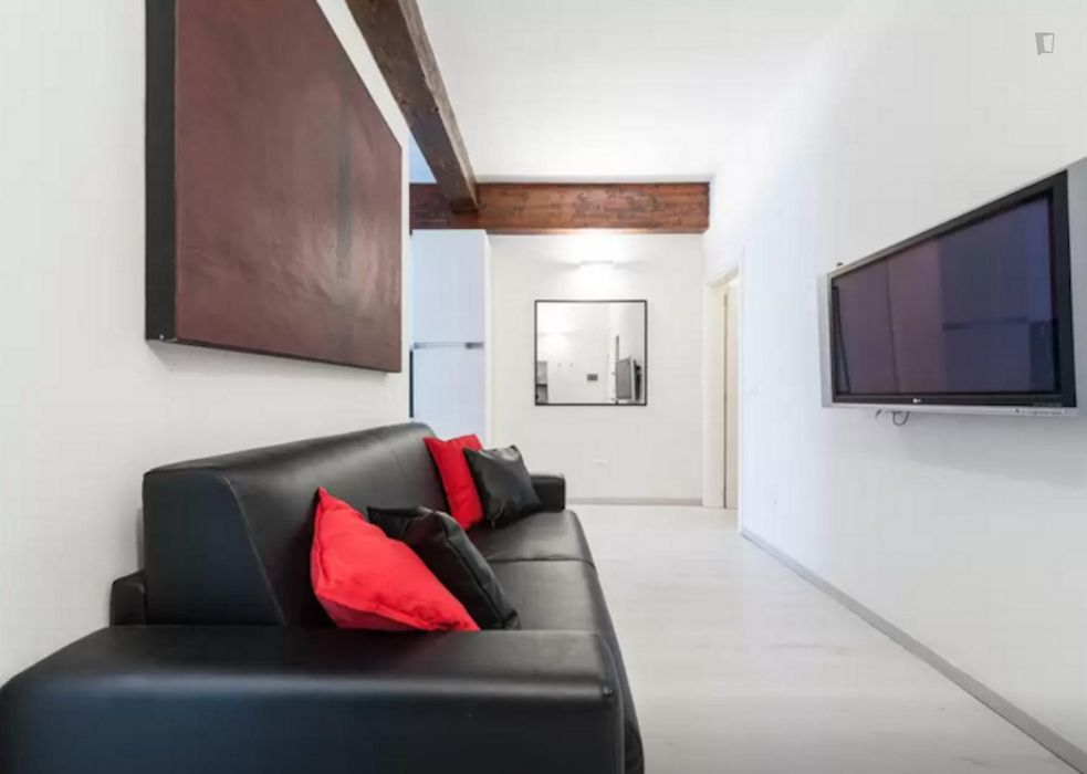 Very posh 1-bedroom apartment near the Santa Maria Novella train station