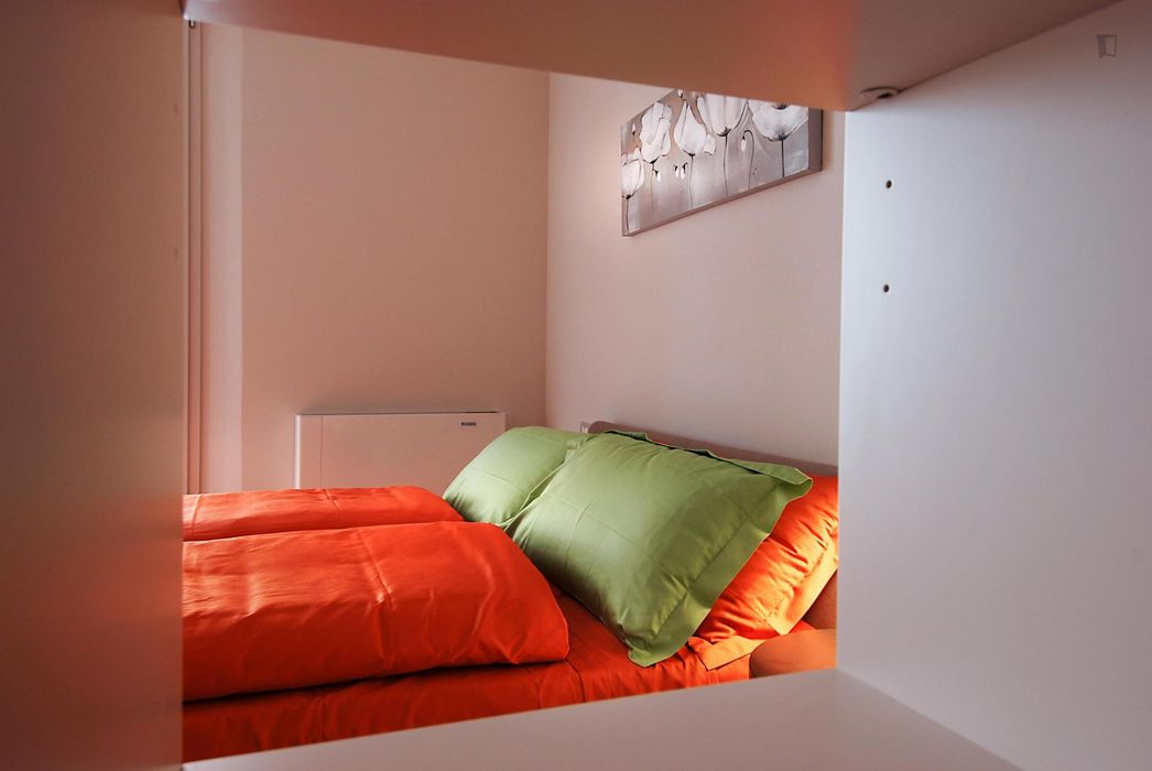 Stylish studio in Bologna city centre