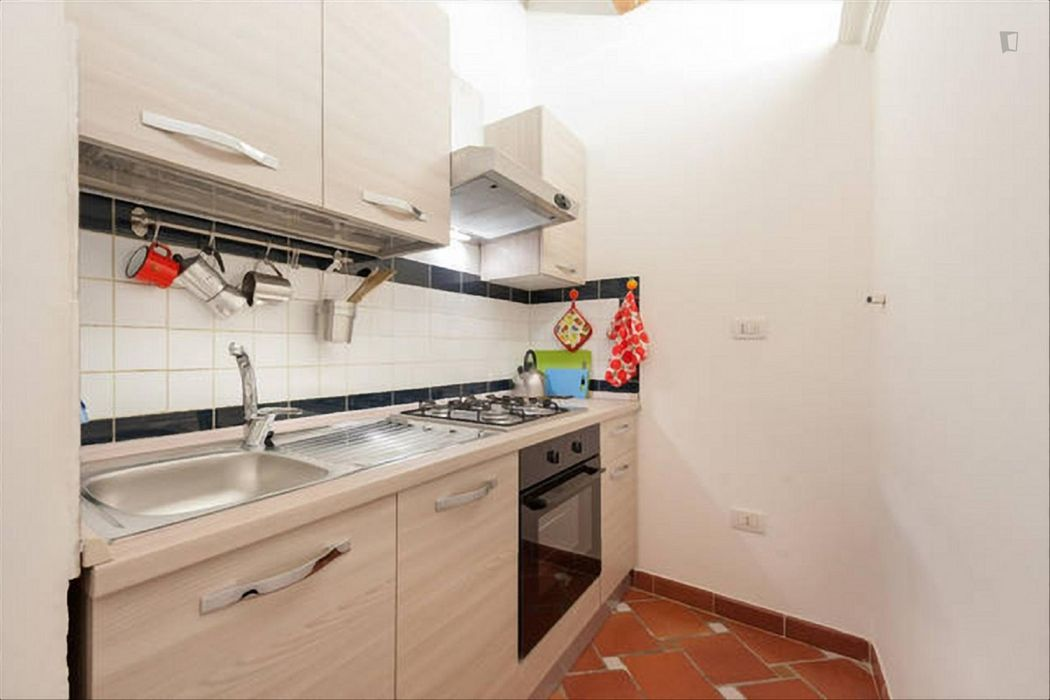 1-bedroom apartment in the centre of Florence