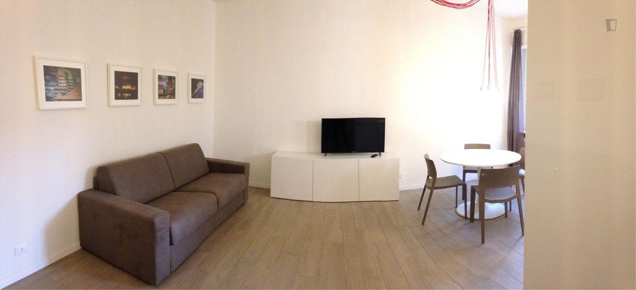 Nice 1-bedroom apartment close to Dora station