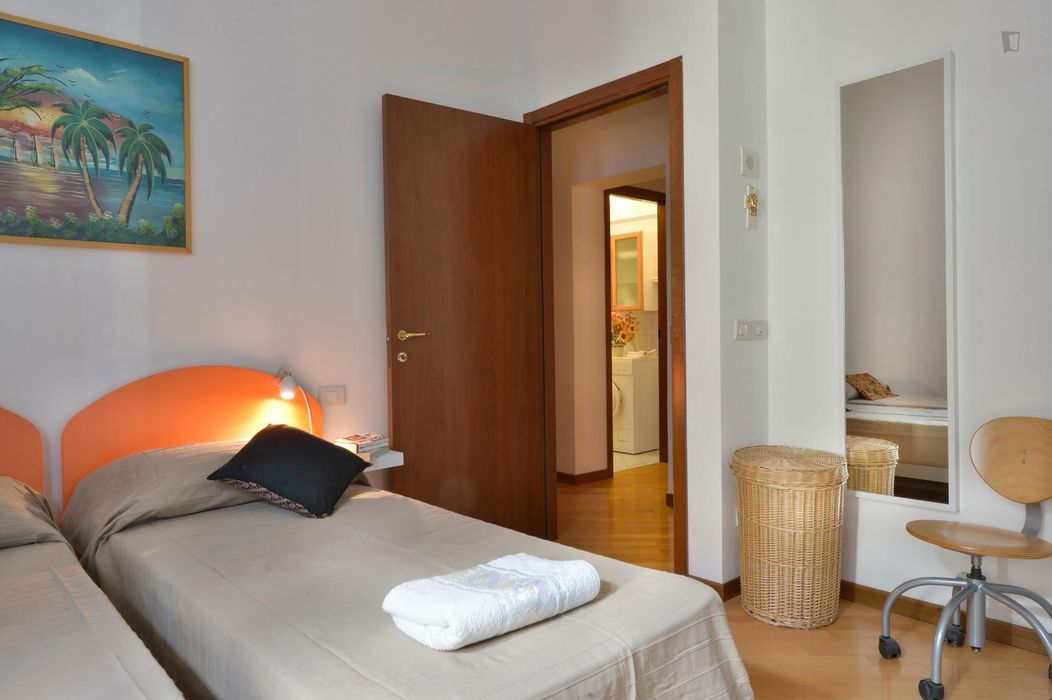2-Bedroom apartment near Parco del Dopolavoro Ferroviario