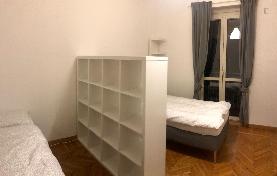 Homely 2-bedroom apartment close to School of Management and Economics