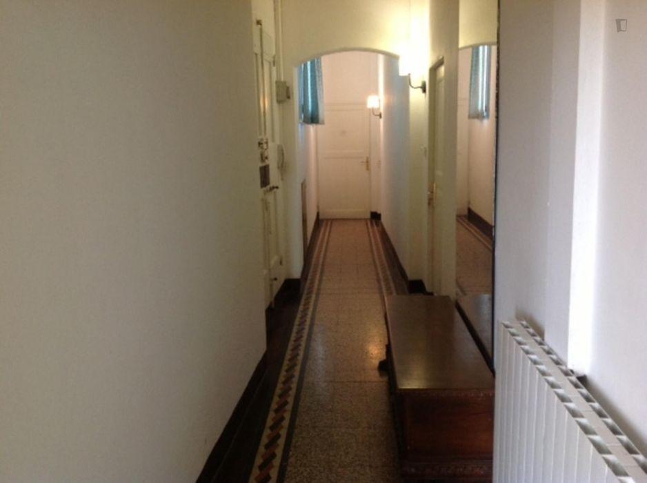 Nice double bedroom near Porta Castiglione