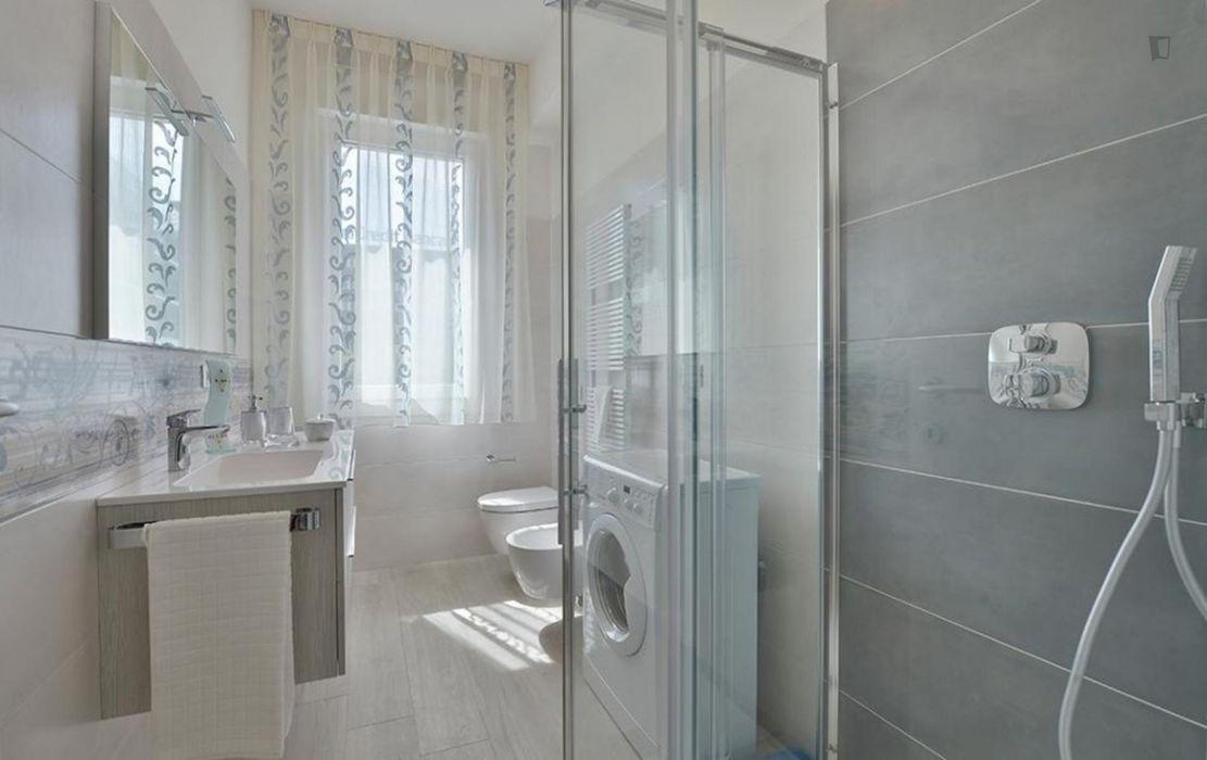 Luxurious 1-bedroom flat near Parco Don Bosco