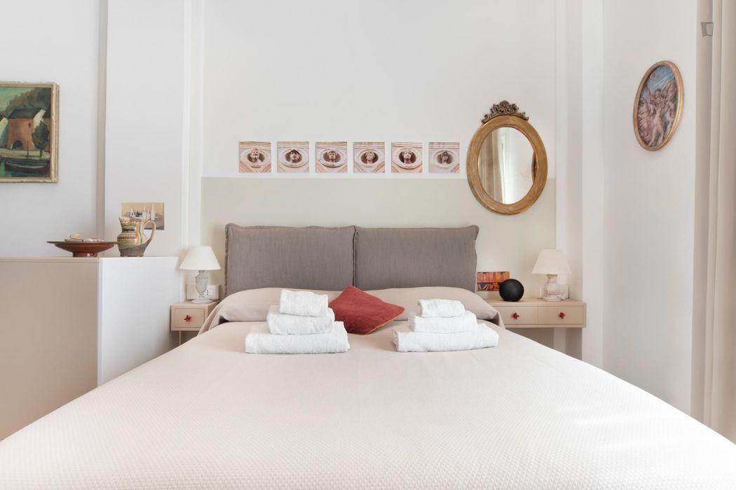 Charming 1-bedroom apartment near Porta Maggiore