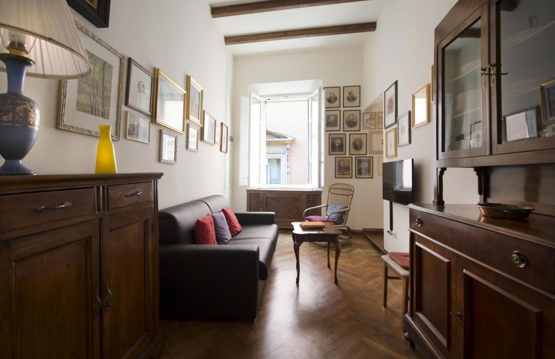 Cool 2-bedroom apartment in Bologna city centre