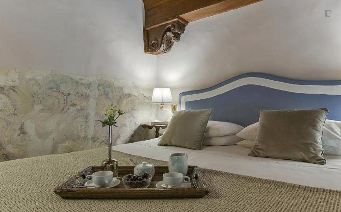 Gorgeous studio loft next to Giardino Di Palazzo Antinori
