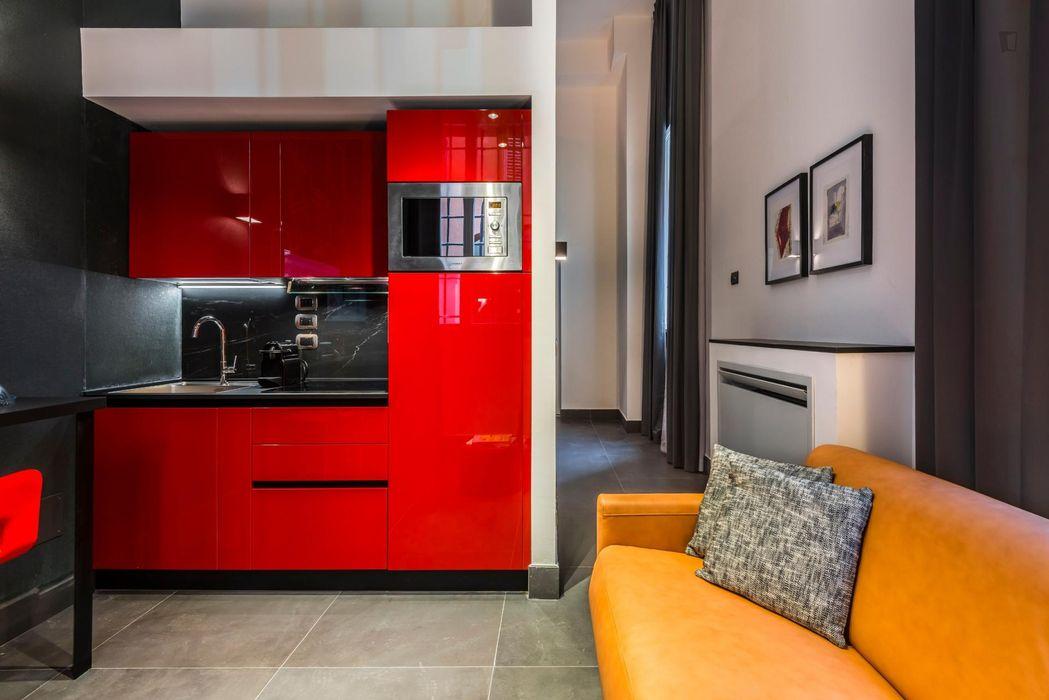 1-Bedroom apartment near Teatro Auditorium Manzoni