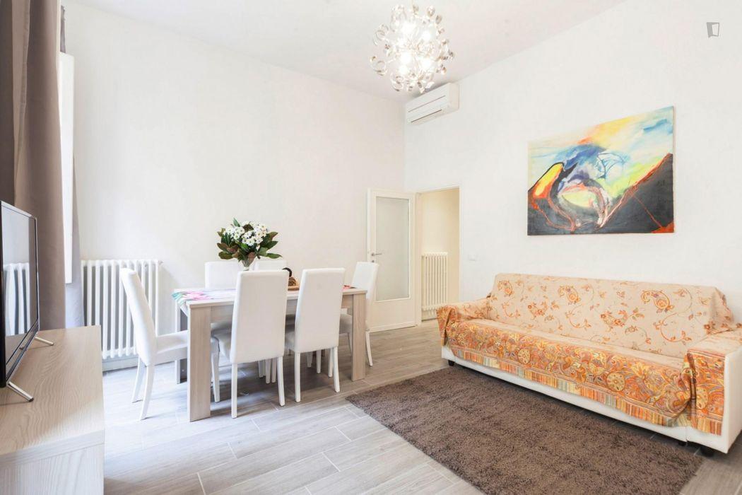 Modern 2-bedroom apartment near Basilica di Santa Croce di Firenze