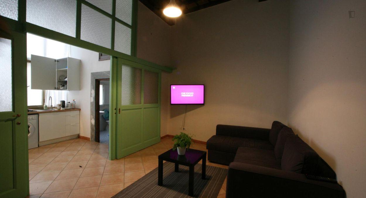 Lovely 1-bedroom apartment near Basilica di Santa Croce di Firenze