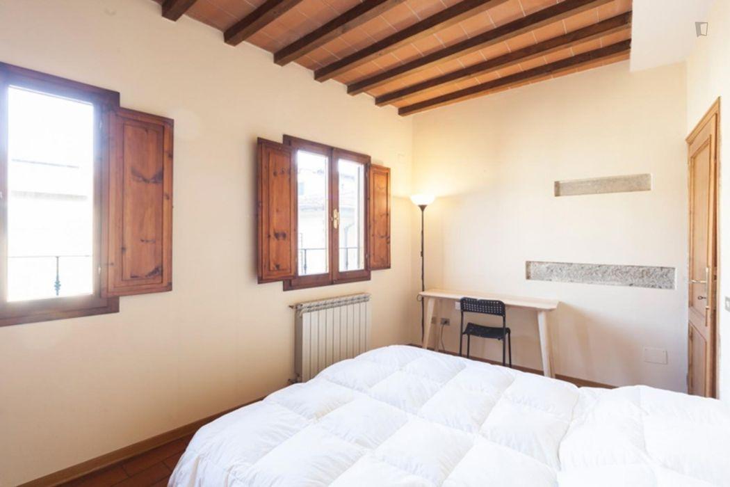 Charming 2-bedroom apartment near Ponte Vecchio