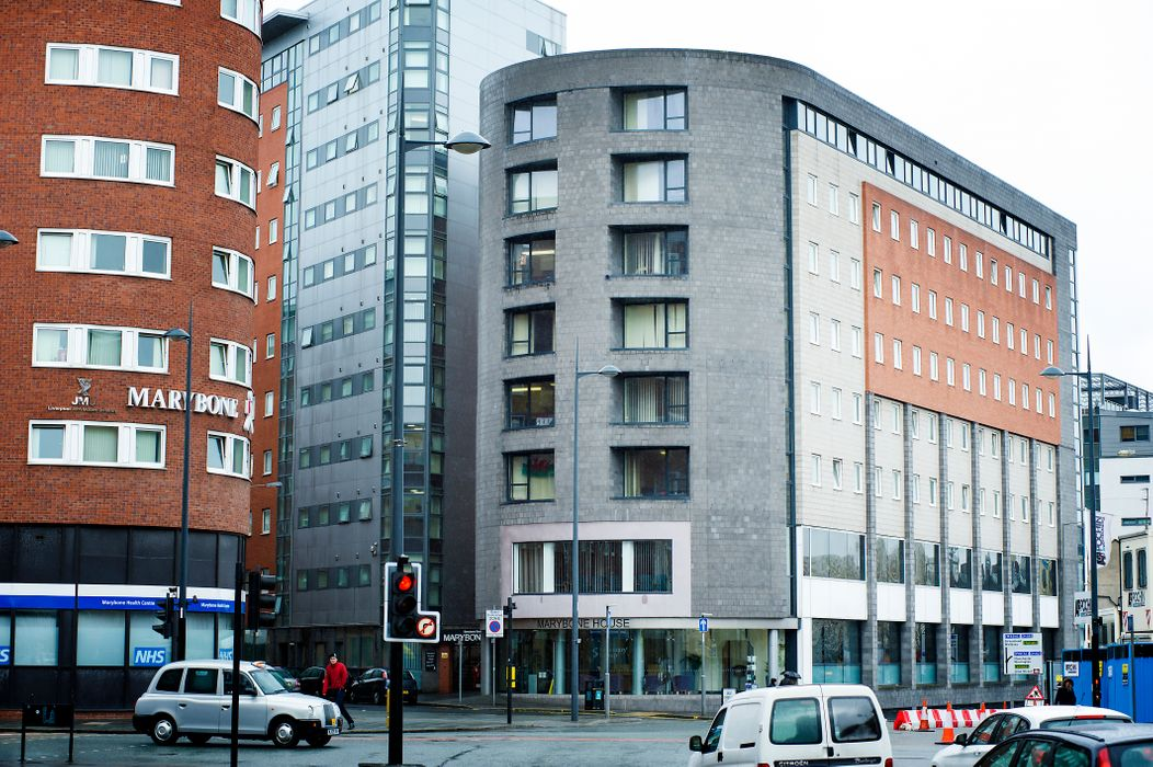 Student accommodation photo for Marybone 3 in Liverpool City Centre, Liverpool