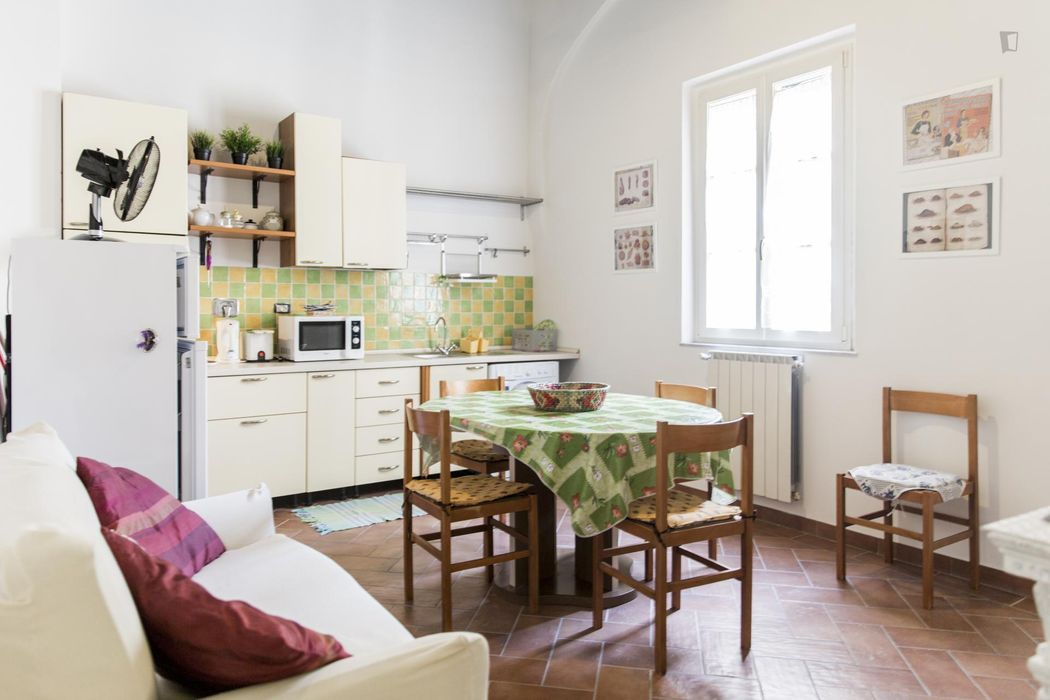 Nice 3-bedroom apartment in Santa Croce