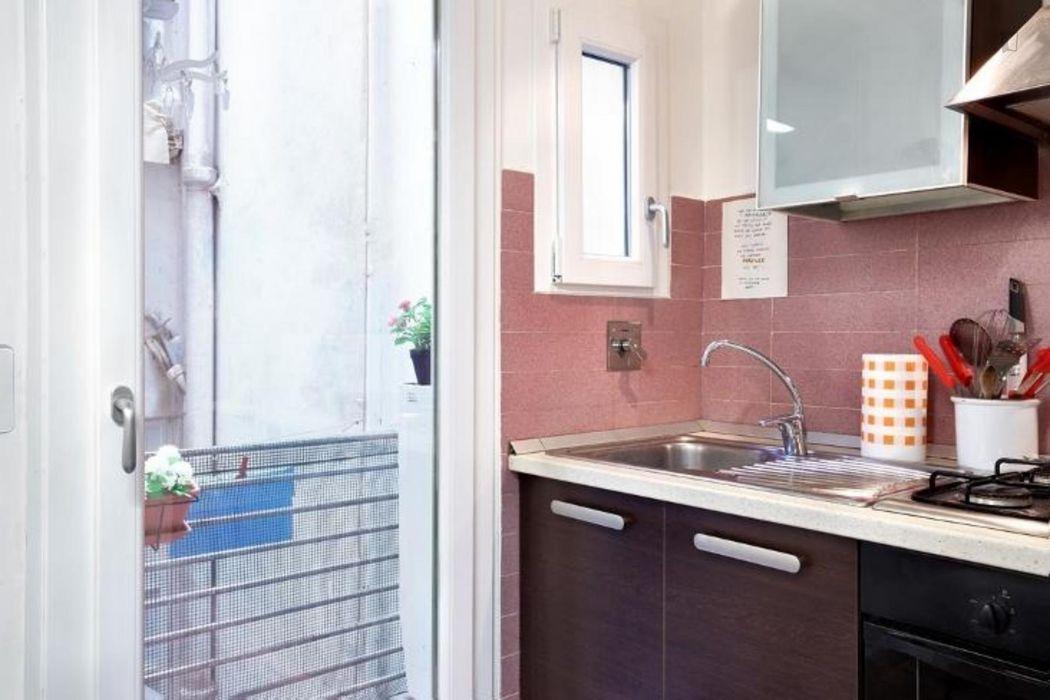 Elegant 1-bedroom apartment in Santa Maria Novella