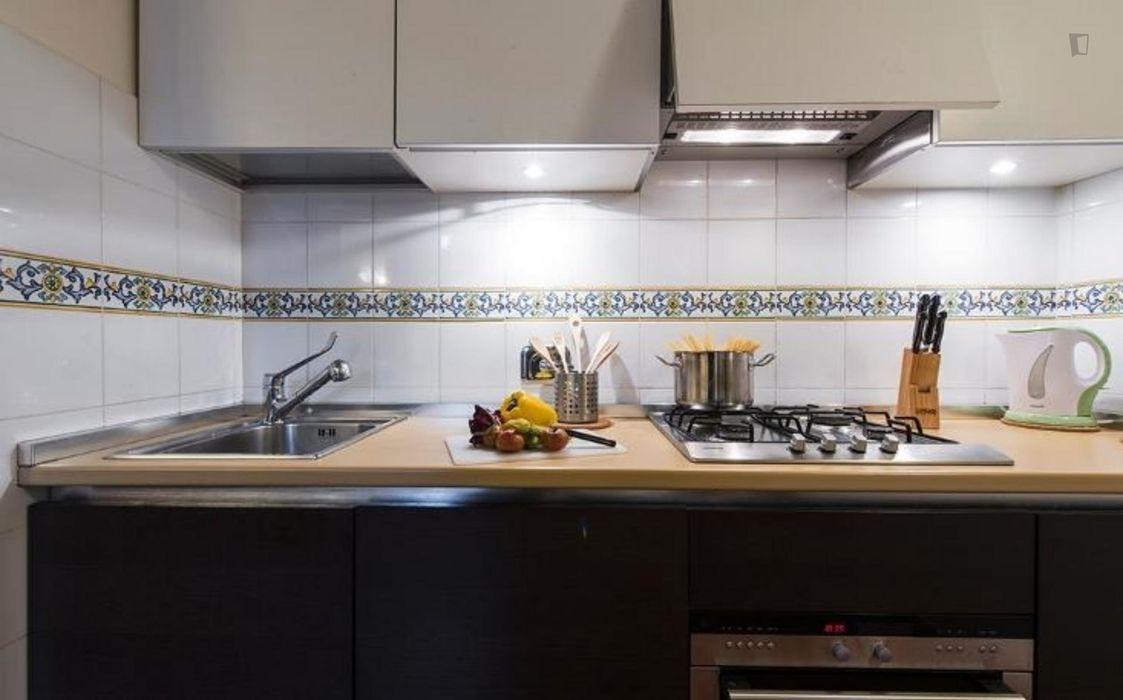 Admirable 1-bedroom apartment in Duomo