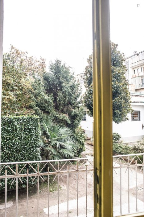 Nice single bedroom located close to Piazza Vittorio Veneto