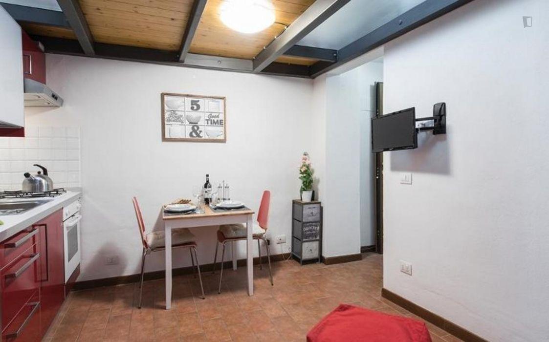 Comfortable studio in San Lorenzo