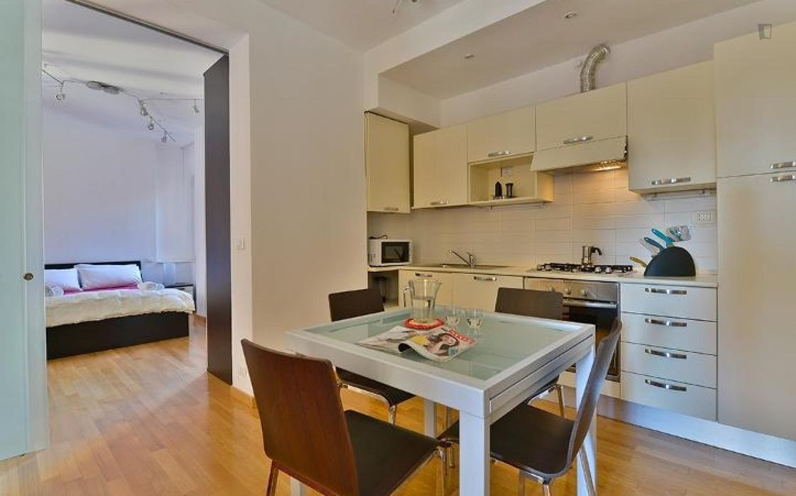Modern 1-bedroom apartment near Basilica di San Francesco