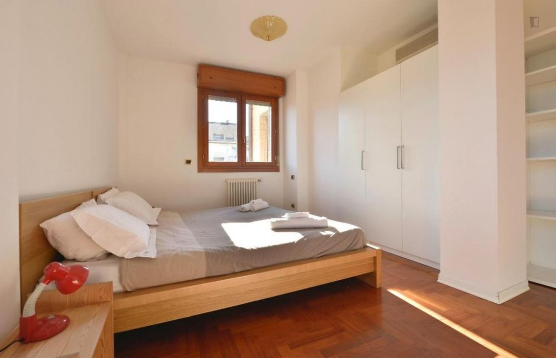 Very sunny 2-bedroom apartment in Lame