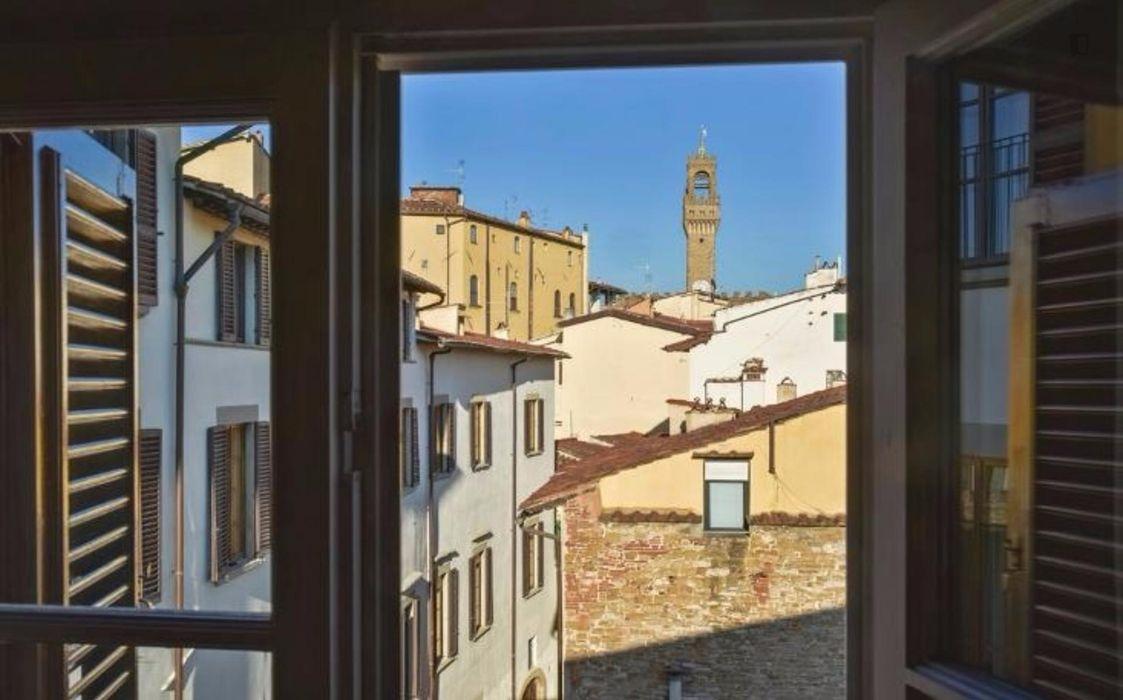 Restful 1-bedroom apartment near Basilica di Santa Trinita
