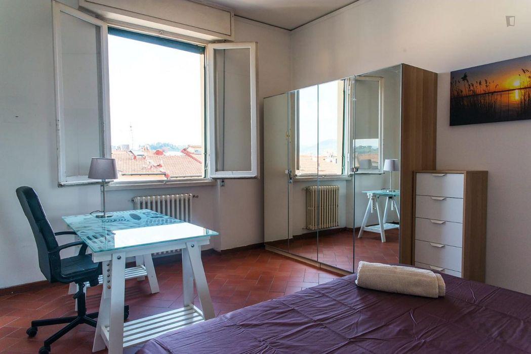 Big Single Room close to City Center of Florence