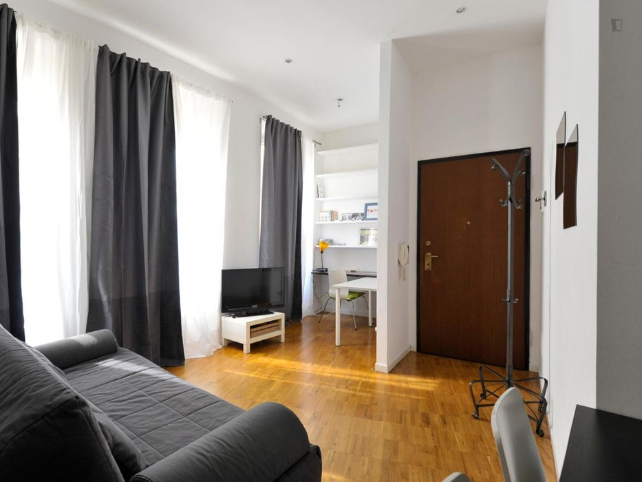 Cool 1-bedroom apartment in Bologna city centre
