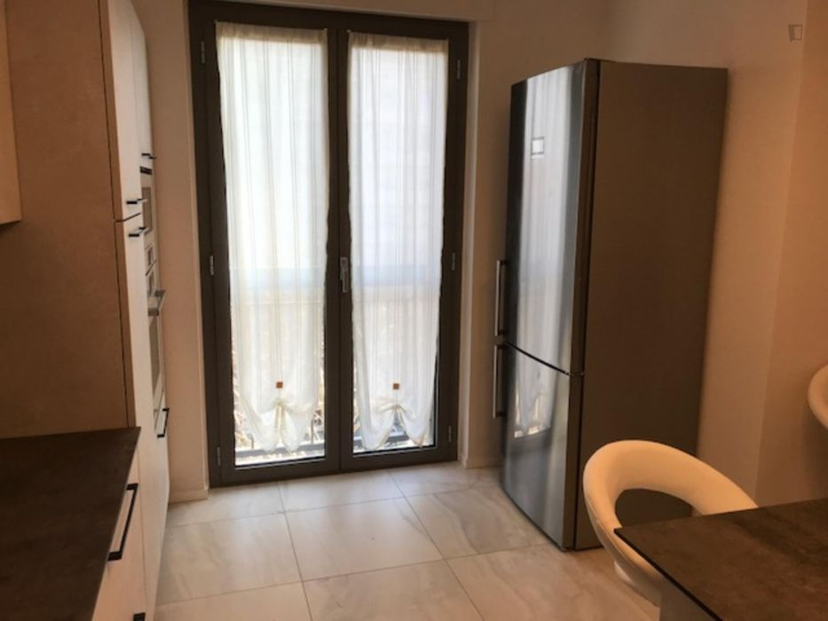 Cozy single bedroom near Politecnico