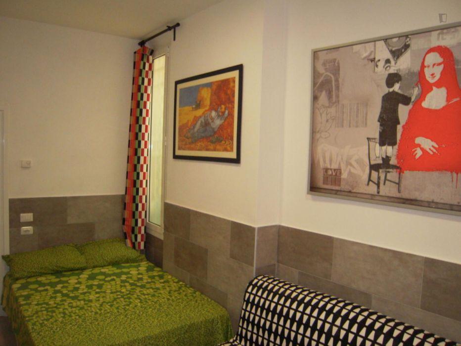 Cosy studio near Palazzo Gessi