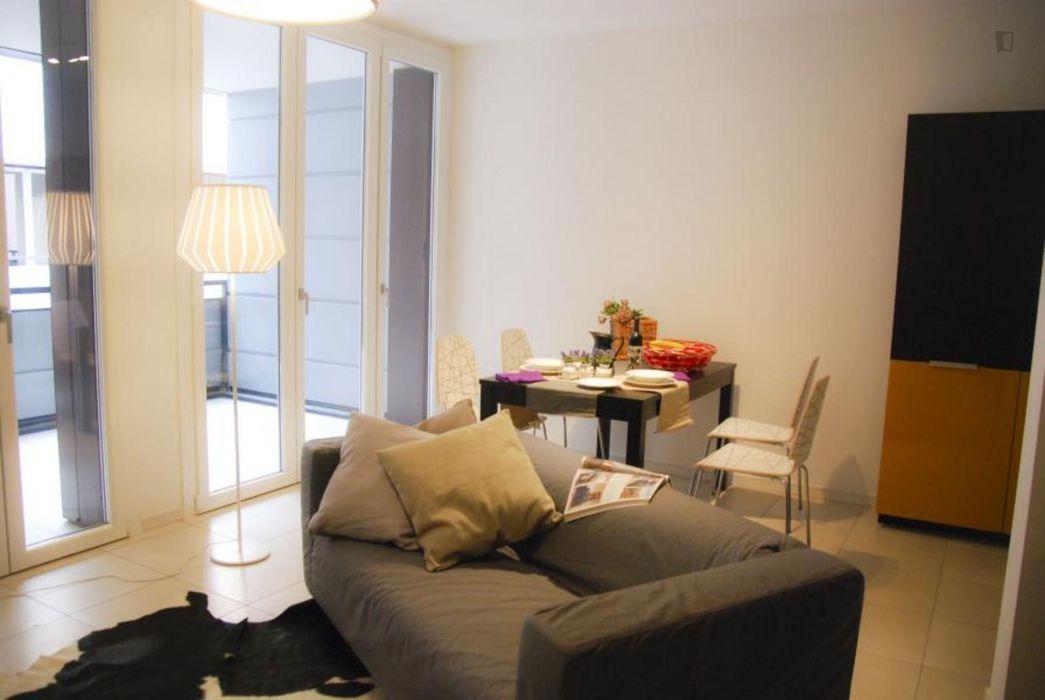 2-Bedroom apartment near Parco della Zucca