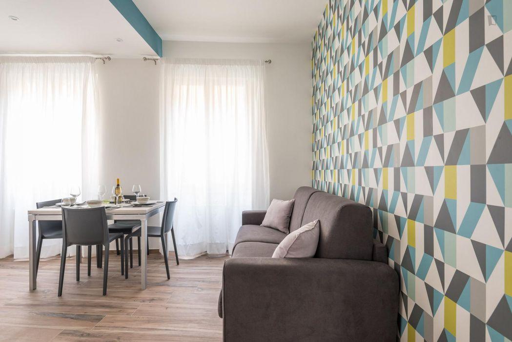 Bright 2-bedroom apartment close to Piazza della Signoria