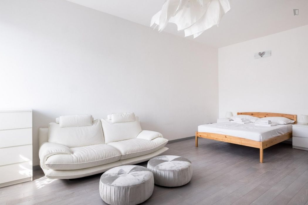 Wonderful 3-bedroom apartment in Bologna city centre