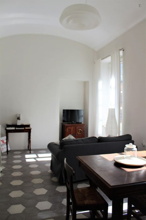 Twin bedroom not far from Politecnico di Torino