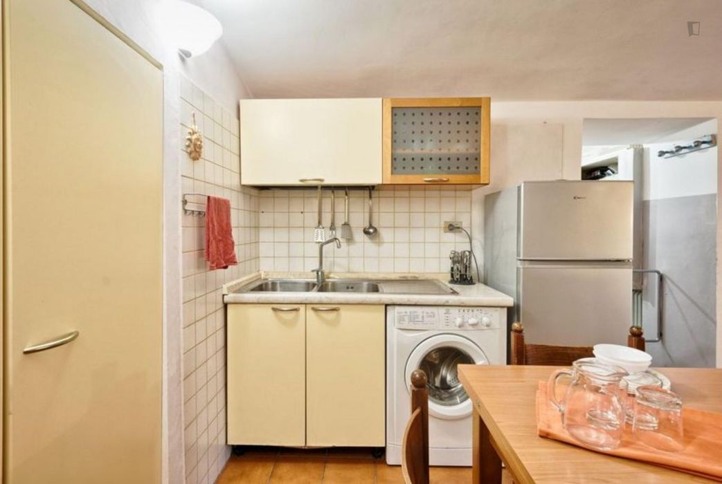 Homey 1-bedroom flat in the heart of Turin