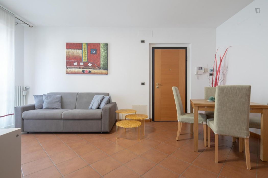 Luxurious 1-bedroom apartment in Ponte alle Mosse